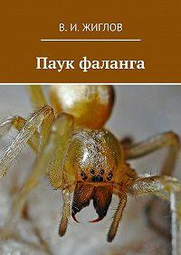 В. Жиглов -Паук фаланга