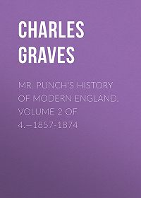 Charles Graves -Mr. Punch's History of Modern England. Volume 2 of 4.—1857-1874