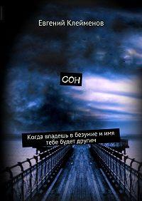 Евгений Клейменов - Сон. Когда впадешь в безумие и имя тебе будет другим