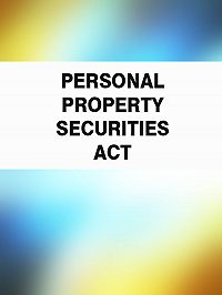 Australia -Personal Property Securities Act