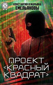 Константин и Марьяна Емельяновы -Проект «Красный квадрат»