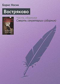 Борис Носик -Востряково