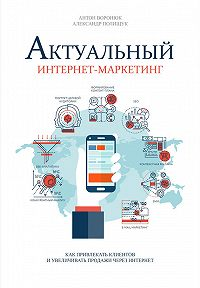 Антон Воронюк -Актуальный интернет-маркетинг