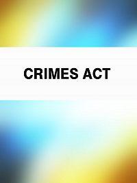 Australia -Crimes Act