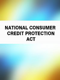 Australia -National Consumer Credit Protection Act