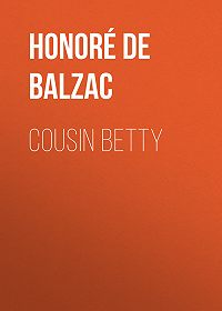Honoré de -Cousin Betty