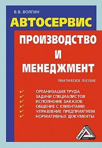 Владислав Волгин -Автосервис. Производство и менеджмент: Практическое пособие