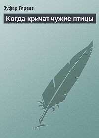 Зуфар Гареев -Когда кричат чужие птицы