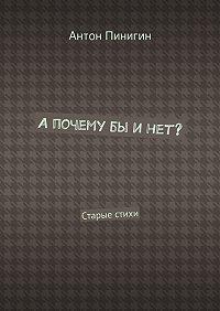 Антон Пинигин - Апочемубы инет?