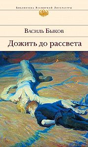 Василий Владимирович Быков -Дожить до рассвета
