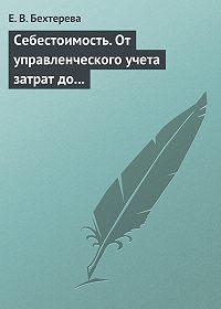 Елена Бехтерева - Себестоимость. От управленческого учета затрат до бухгалтерского учета расходов