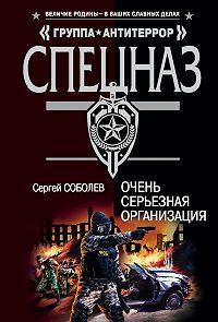 Сергей Соболев -Очень серьезная организация