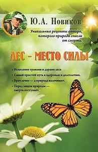 Юрий Новиков - Лес – место силы