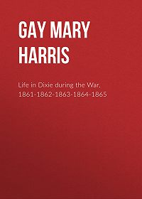Mary Gay -Life in Dixie during the War, 1861-1862-1863-1864-1865
