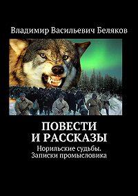 Владимир Беляков -Повести ирассказы. Норильские судьбы. Записки промысловика