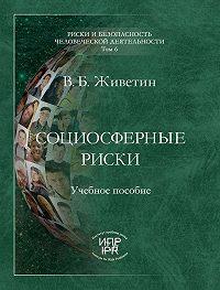 Владимир Живетин -Социосферные риски