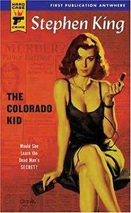 Стивен Кинг -Дитя Колорадо