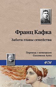 Франц Кафка -Забота главы семейства