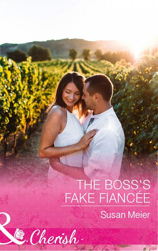 "Купить книгу ""The Boss's Fake Fiancée"""