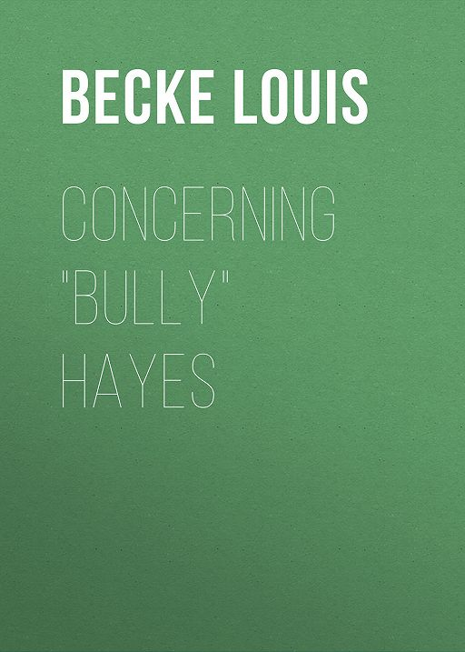 """Concerning """"Bully"""" Hayes"""