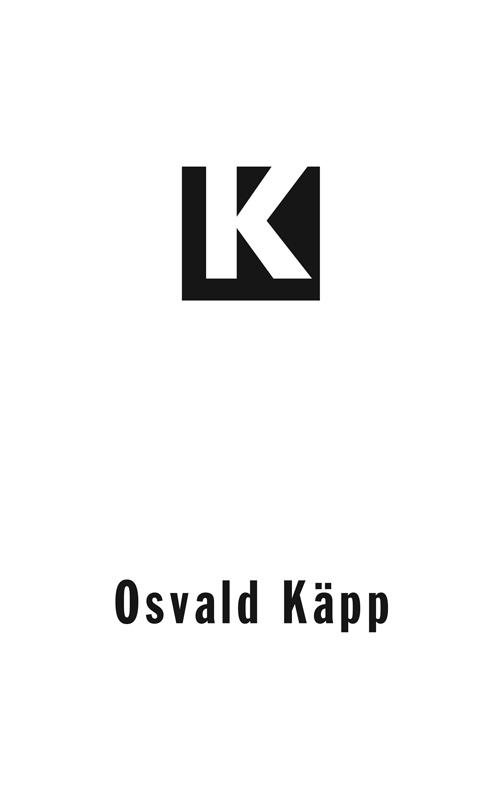 """Купить книгу """"Osvald Käpp"""""""