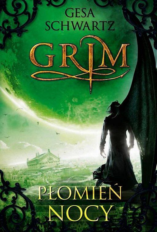 """Купить книгу """"Grim 3 Płomień nocy"""""""