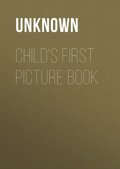 Child's First Picture Book