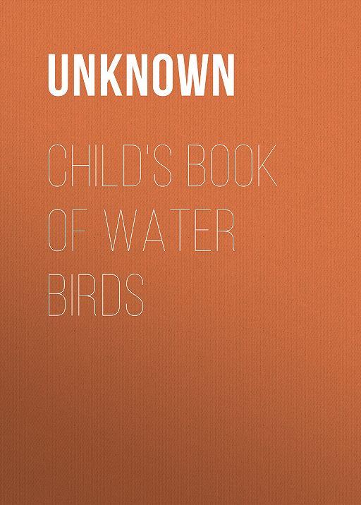 Child's Book of Water Birds