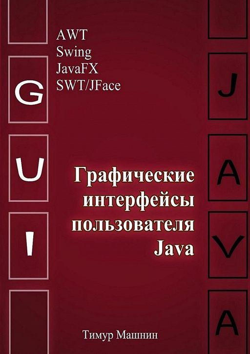 Графические интерфейсы пользователяJava