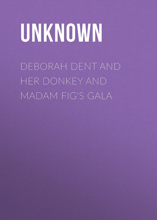 Deborah Dent and Her Donkey and Madam Fig's Gala