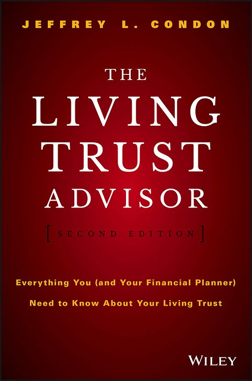 "Купить книгу ""The Living Trust Advisor"""